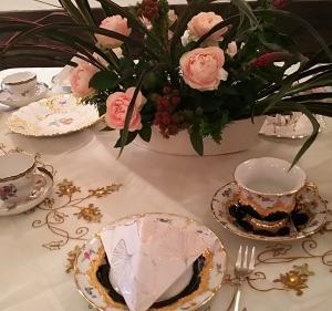 11月の紅茶教室