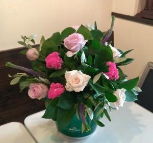 6月のお花教室