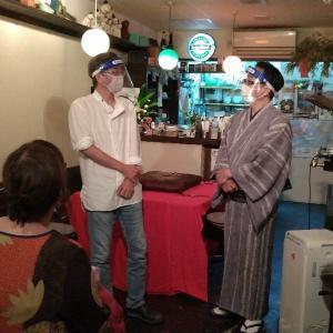 【満員御礼】7月の桂花團治落語講座