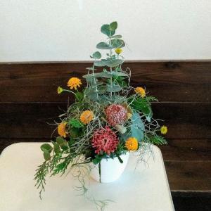 9月のお花教室