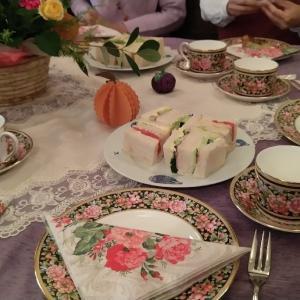 10月の紅茶教室