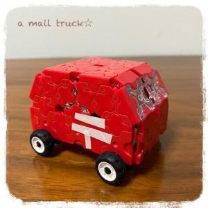 LaQの真っ赤な車☆