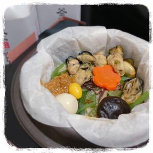カキ釜飯☆