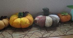 ショルダーベルト作り&かぼちゃ