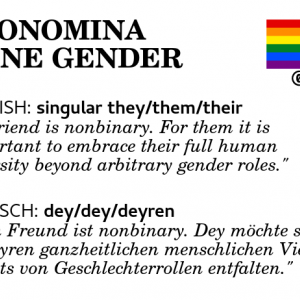 """""""They/Them""""という代名詞は、翻訳者泣かせ"""