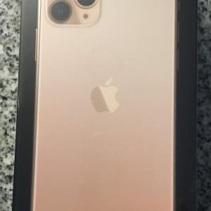 iPhone 11 Proを買いました!