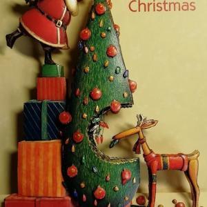 近くなってきたクリスマス♪