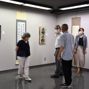 第50回記念『私のこの一作 心華社書展』最後の第Ⅳ期今日から開催!