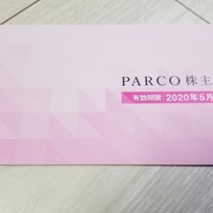 [パルコ]株主優待が届きました♪年二回優待・長期優遇です♪