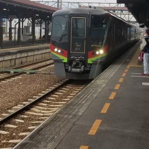 [四国・山陽旅行]琴平から松山へ移動します♪