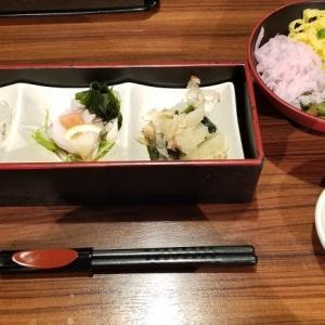 [四国・山陽旅行]JCBザ・クラス コンシェルジュデスクにお願いして予約した松山鯛めしディナーです♪食べログ評価を3.5を超えています♪