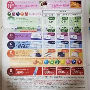 [TOKAIホールディングス]優待案内が届きました♪今年からネット申込に対応。ネットだと届くのも早いそうです♪