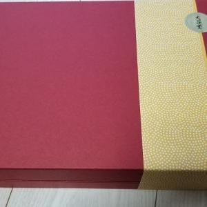いただきもののカタログ「ANA's FRESH SELECTION」で選択した品が届きました♪