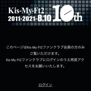 カウントダウン動画6日目☆10th Anniversary