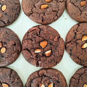 ovgoクッキー (ビーガンアメリカンクッキー)販売始めました