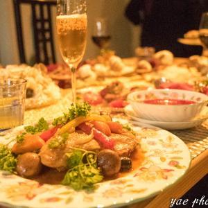 プロが料理写真を撮ってくださいました♡ なんて素敵なのかしら!