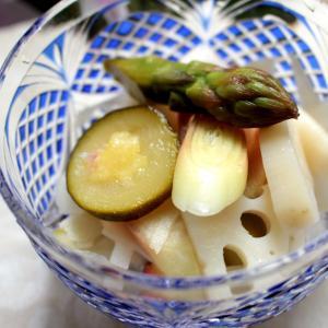 鬱陶しい梅雨空に「昆布出汁を効かせた初夏の甘酢漬け」で爽やか食卓