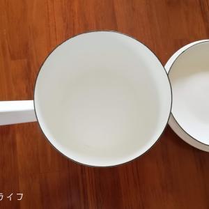 【我が家の鍋】月兎印ソースパン、野田琺瑯NOMAKUの好きなところ