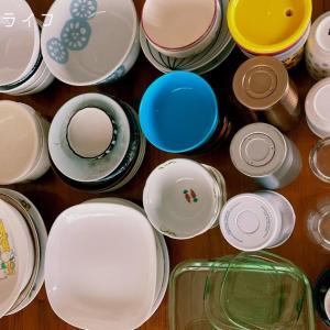 台所シンク下を拭き掃除!食器は今あるもので過不足無し。