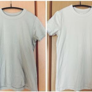 この夏着まくろうと思っていたTシャツを縮ませた悲しみ