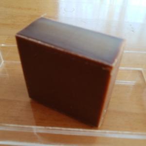 チョコ風soap