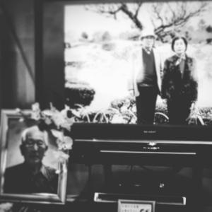 母と赴いたお葬式がハイテク