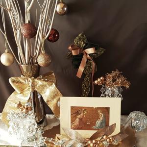 クラシカル・クリスマス ディスプレイ