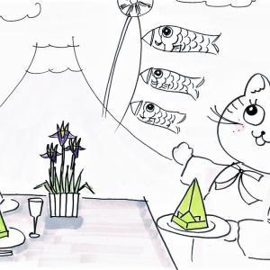 かんたんテーブルコーディネートレッスン☆トラ美せんせい⑧「テーブルナプキン」
