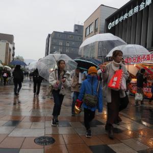 小雨の奈良 1