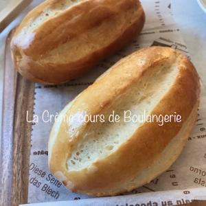 自家製天然酵母フランスのパンレッスン♪