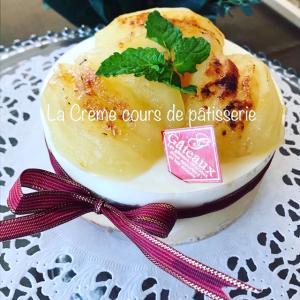りんごの美味しい季節フランス菓子レッスン♪