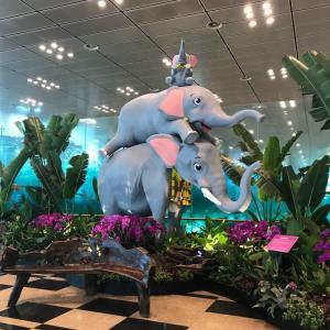 シンガポール 続編チャンギ空港