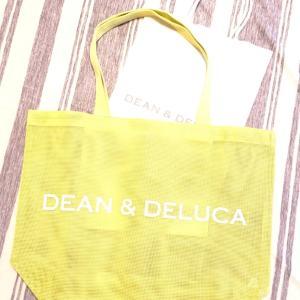 『DEAN&DELUCA』の限定トート♪