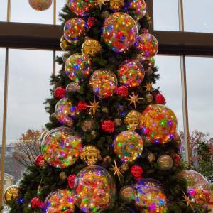 【minne】偶然見たクリスマスツリー【クリスマスベア販売中】