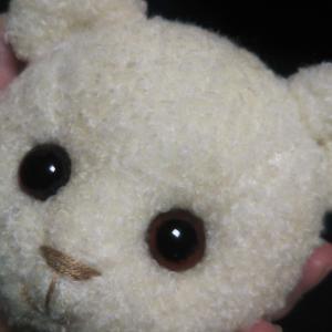 【ハンドメイド】天使のくまちゃんを作ってます【イベント準備】