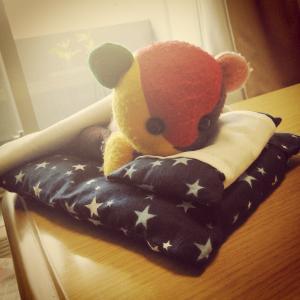 【minne】 お布団と寝袋とおくるみとミノムシと袱紗