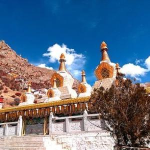 念願だったチベットへ