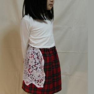 秋冬物のスカート 110cm~120cm