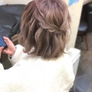 ショートヘア★
