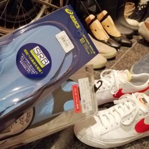 Nikeスニーカー、マジ履きづらい
