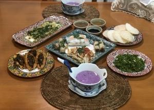 ベトナム料理のデリバリー