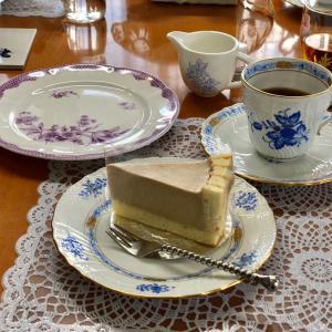 アールグレイティームースケーキ