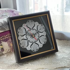 Parchment Craft の時計