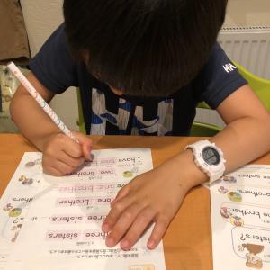 5歳の時計