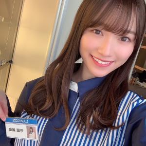 """""""櫻坂46の王道アイドル、守屋麗奈..."""""""
