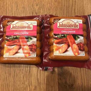 【コストコ購入品】ジョンソンビルのチリチーズが思った以上に美味しい!