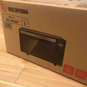 【コストコ購入品】電子レンジを購入♪コストコの家電もいいよ!