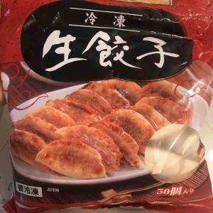 【コストコ購入品】冷凍生餃子♪餃子弁当も。