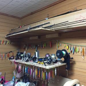 妻とショッピング!私は釣り具、妻は洋服、買う事は一緒なのに………。