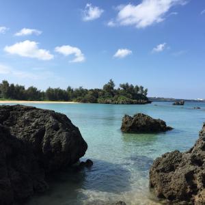 プライベートビーチ!まだまだあります、素晴らしい沖縄の海!